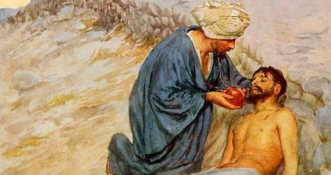 Being the Good Samaritan
